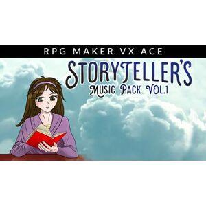 Degica RPG Maker VX Ace - Storytellers Music Pack Vol.1