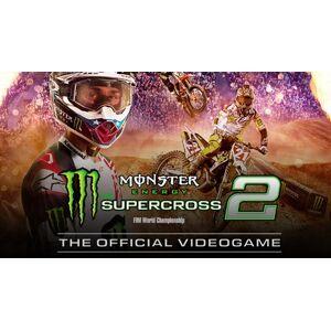 Milestone S.r.l. Monster Energy Supercross - The Official Videogame 2