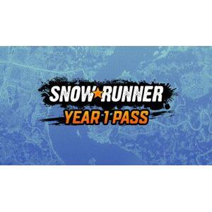 Focus Home Interactive SnowRunner - Year 1 Pass