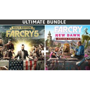 Ubisoft Far Cry 5 Gold Edition + Far Cry New Dawn Deluxe Edition Bundle