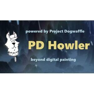 Kiss PD Howler 9.6 Digital Painter and Visual FX box