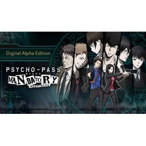 NIS America Inc. PSYCHO-PASS: Mandatory Happiness Digital Alpha Edition
