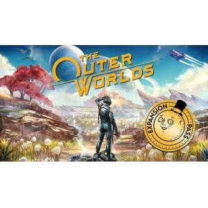 2K Games The Outer Worlds Expansion Pass