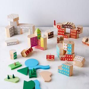 AREAWARE Wooden Blockitecture  - Big City