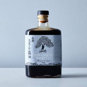 Mikuni Wild Harvest Haku Japanese Shoyu - Smoked Shoyu