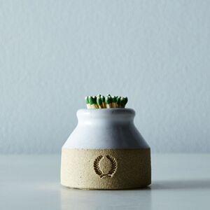 Farmhouse Pottery Ceramic Match Striker - Milk Bottle