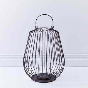 blomus Modern Black Floor Lantern - Large