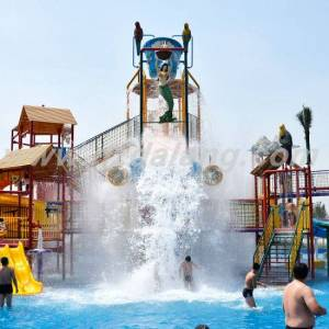 gzdalang8 Bird Type Water House with Water Pump (DLWH-1226) , Hot Sale Water Park