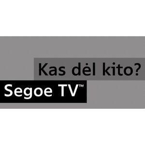 Ascender Segoe TV
