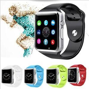SaveOnDeals Smart Watch and Phone Dual Function Single Watch. - Black