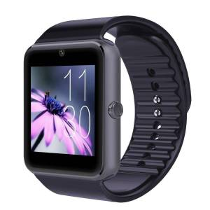 Vista Shops Bluetooth Smart Watch Phone Wrist Watch For Android And IOS - SILVER