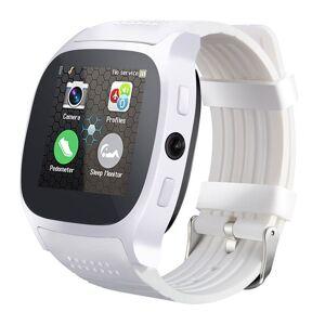 SaveOnDeals Bluetooth Smart Wrist Watch Phone Mate GSM SIM For Android iPhone IOS Samsung - Black