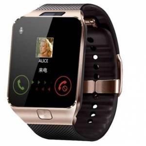 bestbuy Multifunctional Bluetooth Smart Watch for Android and iPhone - black