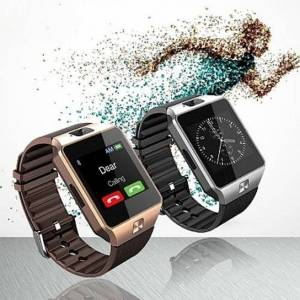 Perfect wang Multifunctional Bluetooth Smart Watch for Android and iPhone - black