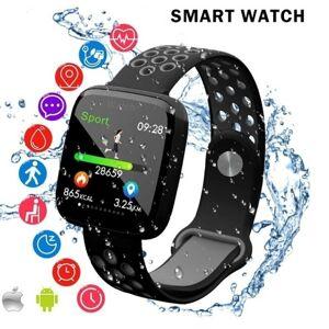 bestbuy Smart Bracelet Fitness Watch Sport Watch Men Women Smartband for Adroid and IOS Phone - green