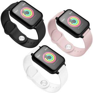 Vista Shops Smart Fit Total Wellness And Sports Activity Smart Watch