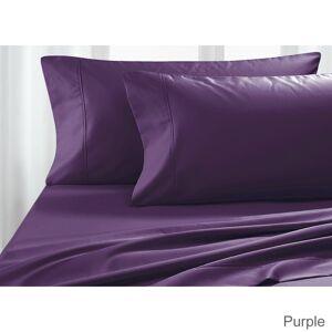 Vista Shops Luxury 4-Piece 100% Egyptian Cotton Dream Maker Bed Sheet Set, Mult. Colors - WHITE, QUEEN