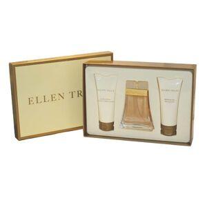 ELLEN TRACY by Ellen Tracy for Women 3 PC. GIFT SET ( EDP SPRAY 3.4 oz / 100 ml + BODY LOTION 3.4 oz / 100 ml + SHOWER GEL 3.4 oz / 100 ml )