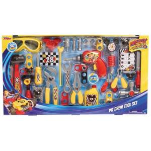 Just Play Mickey The Roadster Racers Tool Set Disney Junior Pit Crew Just Play