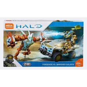 Mega Bloks Mega Construx Halo Forgehog Vs. Banished Goliath Building Set FVK36 Bloks
