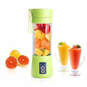 Cheers Mini Portable USB Chargeable Household Fruit Juicier Cup Squeezer Mixer Machine