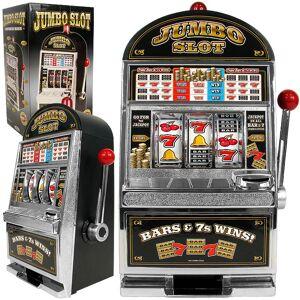 Destination Home Jumbo Slot Machine Bank - Replication