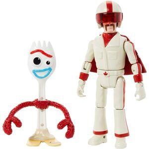 Mattel Toy Story 4: Forky & Duke Caboom Figures Disney Pixar Mattel