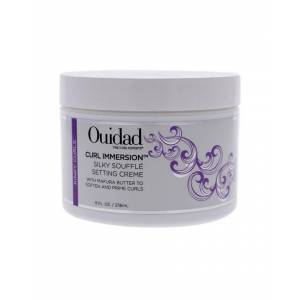 Ouidad 8oz Curl Immersion Silky Souffle Setting Creme   - Size: NoSize