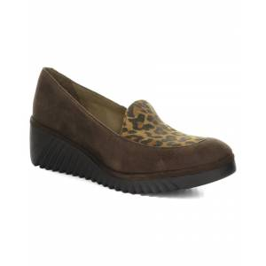 FLY London Luan Leather Flat   - Size: 40
