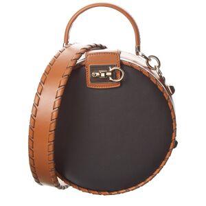 Salvatore Ferragamo Studio Leather Shoulder Bag   - Size: NoSize