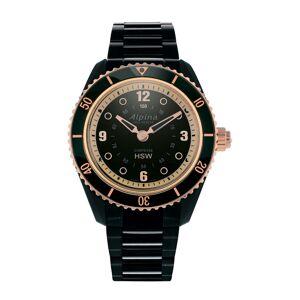 Alpina Women's Stainless Steel Watch   - Size: NoSize