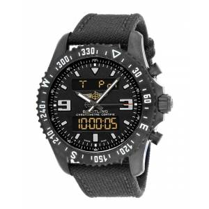 Breitling Men's Military Watch   - Size: NoSize