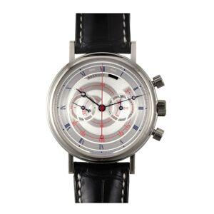 Breguet Classique Men's Manual Wind Chronograph Watch   - Size: NoSize