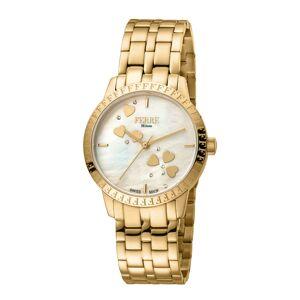 Ferre Milano Women's Stainless Steel Watch   - Size: NoSize