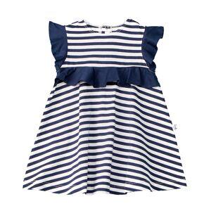 Il Gufo Dress  -Blue - Size: 9M