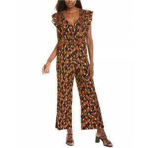 ANNA KAY AVIA JUMPSUIT  -Brown - Size: 3