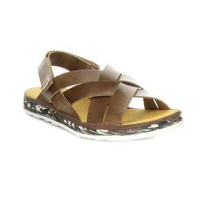 FLY London Bone Leather Sandal   - Size: 44
