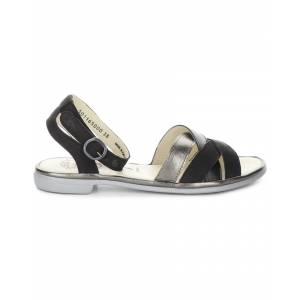 FLY London Cune Leather Sandal   - Size: 42