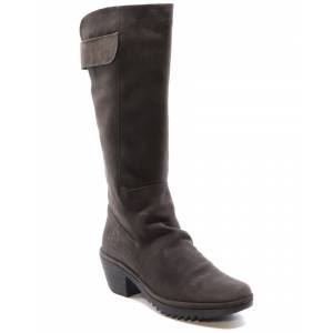 FLY London Waki085Fly Suede Boot   - Size: 36