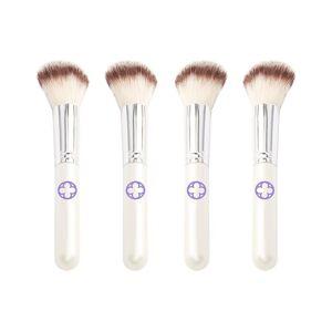 Glamour Status A Great Foundation 4pc Brush Set   - Size: NoSize