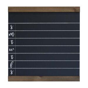 1THRIVE Medium Black Weekly 1WRITE Board