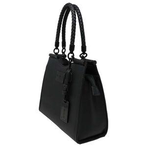 Bebe Women's Yolanda Mini Satchel, Size Small in Black
