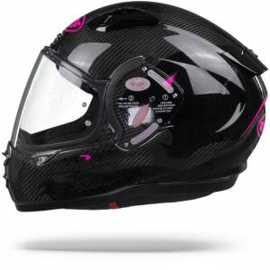 ROOF RO200 Carbon Panther Black Pink Fluo  XS