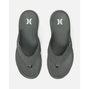 Canada Men's Men's Flex 2.0 Sandal in Dk Grey/white - Anthracite, Size 12