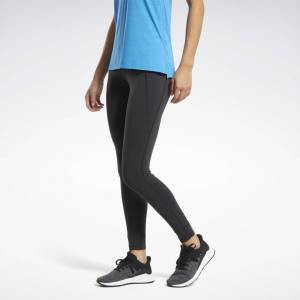 Reebok Women's Lux High-Rise 2 Leggings in Black Size 4X - Training Apparel