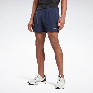 Reebok Men's Run Essentials 5-Inch Shorts in Vector Navy Size S - Running Apparel