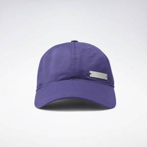 Reebok Women's Foundation Hat in Mystic Orchid Size OSFW - Training Accessories