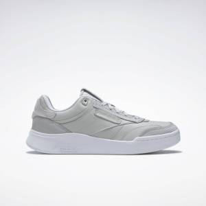 Reebok Unisex Club C Legacy Shoes in Pure Grey 2/Pure Grey 2/White Size M 10 / W 11.5 - Lifestyle Shoes