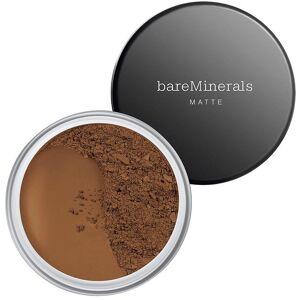 bareMinerals Matte Foundation Broad Spectrum SPF 15 - Neutral Deep 29 (deepest skin w/ neutral undertones)