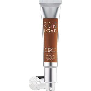 BECCA Skin Love Weightless Blur Foundation - Sienna (rich brown w/ red undertones)